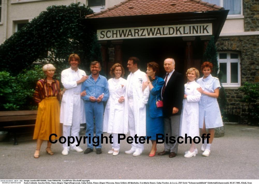 Schwarzwaldklinik Schauspieler
